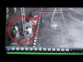 Rekaman CCTV detik-detik  pertamina meledak, Kab. Maros