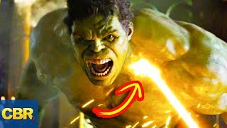 10 Superpowers You Didn't Know The Hulk Has