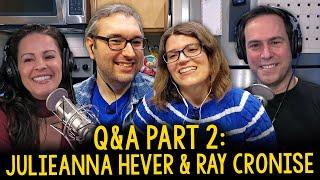 Q&A with CrayRay & Julieanna (Part 2) Goal Weight, Metabolism, Potato Diet, Protein, Vegan Junk Food