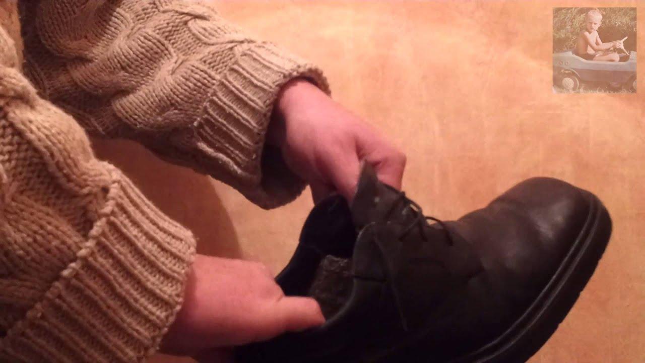 Как сделать чтобы было тепло в обуви 49