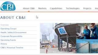 Fukushima news; Chicago bridge & Iron DOWNGRADED to Strong sell price target $ 3.11