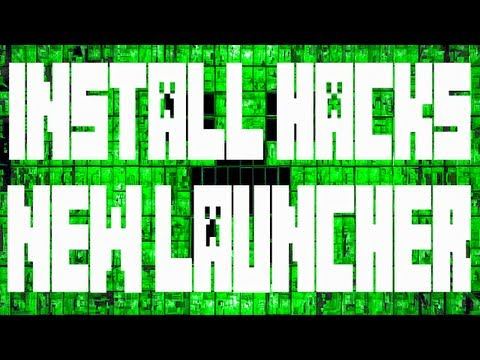 Minecraft - [Tutorial] How-to Install Minecraft Hacked Clients on the New Launcher - WiZARD HAX