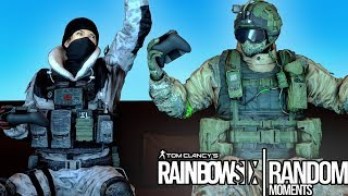 Rainbow Six Siege - Random Moments: #10 (Ying,Can't Stop Ela)
