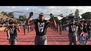 Jackson State University Marching In - Crankfest 2017