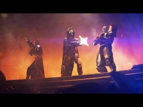Все кинематографические трейлеры  Destiny 2 [RU]