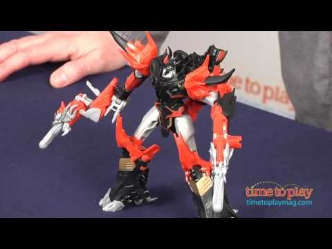 Transformers Prime Tales of the Beast Hunters Predaking from Hasbro