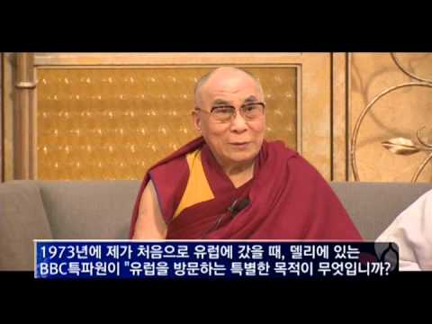 His Holiness the Dalai Lama and Hyon Gak Sunim: A Conversation - Part 2