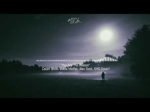 """You Are The Reason"" - Calum Scott (KHS Cover) -[Lirik Dan Terjemahan Indonesia"