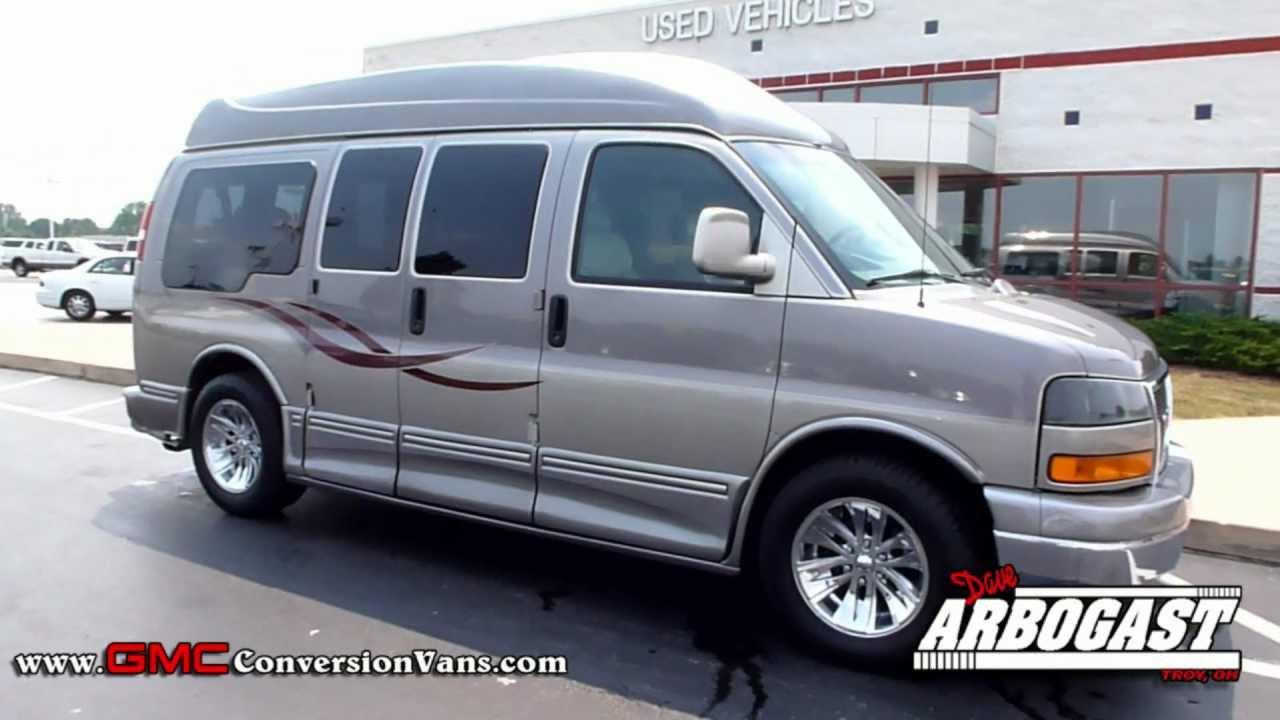 2007 Chevy Express Cargo Van >> Used 2004 Chevrolet Regency Conversion Van High Top | Dave Arbogast Van Depot - YouTube
