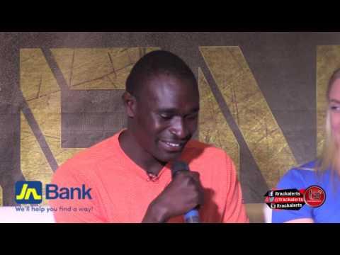 Bolt, Farah, Rudisha joke about which of them would win a 600m clash