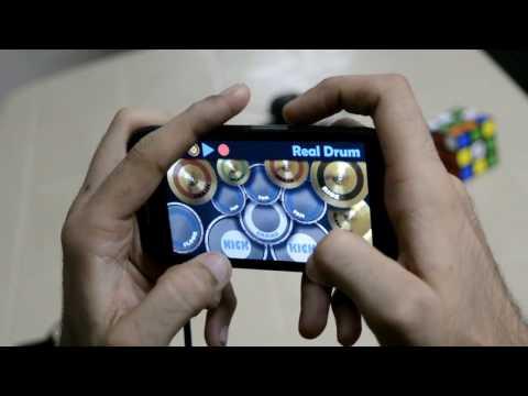 The Diary Of Jane Android App Real Drum Cover(Breaking Benjamin) by Kritarth Malviya