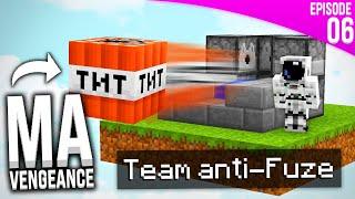 J'ATTAQUE LA BASE DES HATERS AVEC DE LA TNT !  - Episode 6   EarthMC