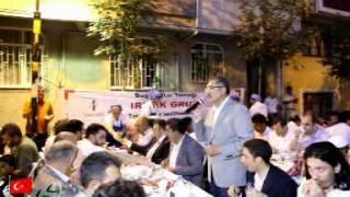 Veliefendi Mahalesinde iftar