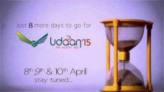8 days to go for Udaan'15