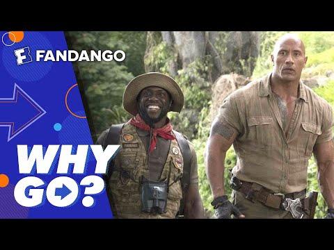 Why Go?   Jumanji: Welcome to the Jungle