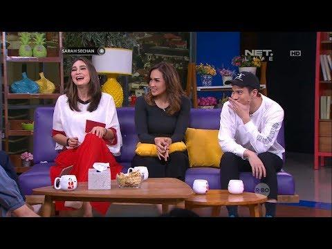 Cerita Herjunot Ali, Luna Maya, Dan Sara Wijayanto Ketika Shooting The Doll 2
