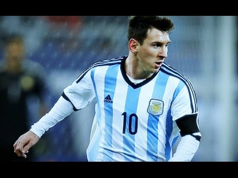 Lionel Messi - Road to World Cup 2014 HD