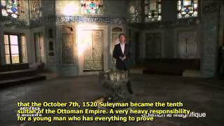 Secret of History - Suleiman the Magnificent with english sub. Part 1/7