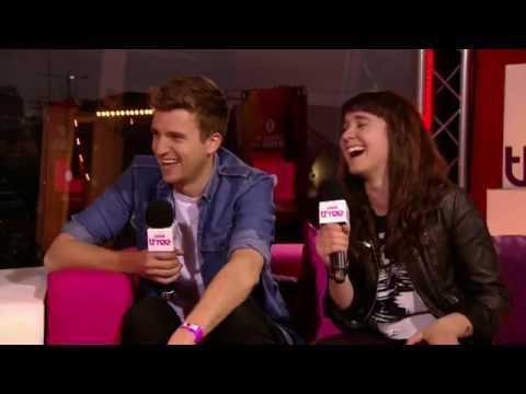 Calvin Harris chats to Greg James and Jen Long (Radio 1's Big Weekend)