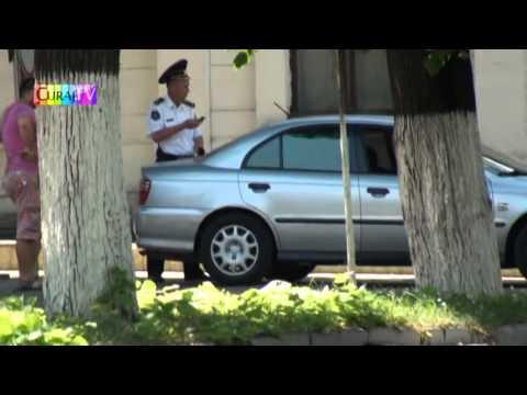 Poliția rutieră mai vînează la președinție