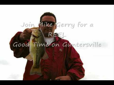 Guntersville Lake Fishing Guide Mike Gerry