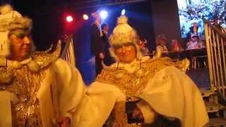 Carnaval Aalst 2015 - Prijsuitreiking: Proclamatie Middelgrote Groepen