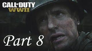 COD WW2 PART 8