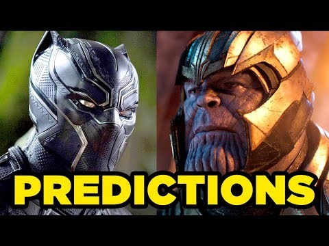 Infinity War vs Black Panther - Popular Film Oscar Predictions! #NerdTalk