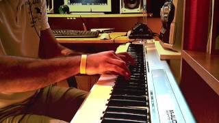 Tylko bądź- Pączki w tłuszczu (Piano cover)