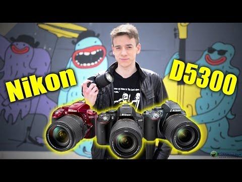 Nikon D5300: зеркалка без НЧ-фильтра