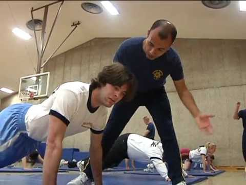 The California Highway Patrol Academy Pt1