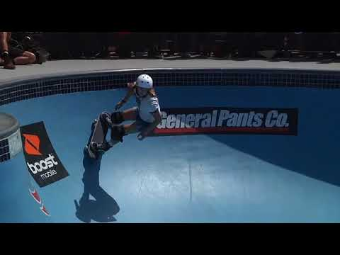 Jordyn Barratt: Bondi Bowl-A-Rama 2018 | 2nd Place Run | Women's Division