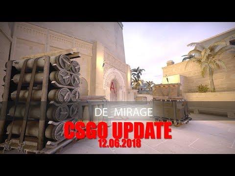 CZ-75 больше не имба. M4A1-S станут брать чаще. Улучшили de_mirage! Обновление CS:GO 12.06.2018