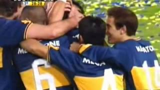 Boca Juniors 3x0 Grêmio - Final Libertadores 2007