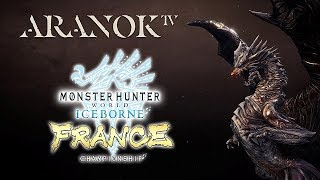 Monster Hunter World: Iceborne - France championship - finale PGW 2019
