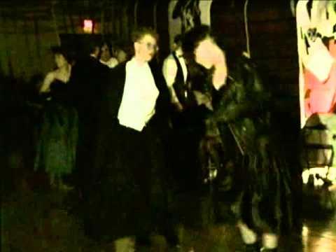 Iola High School 1992 Prom:  Dancing