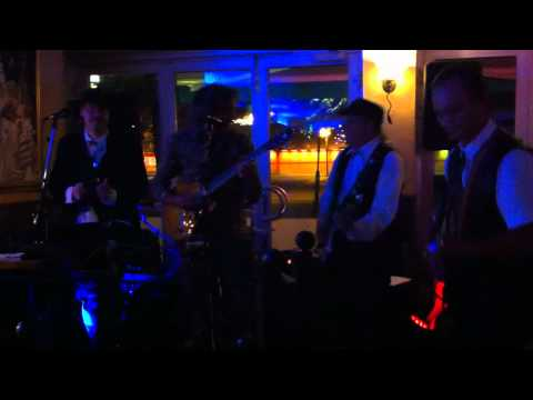Blues Machine with John Etheridge