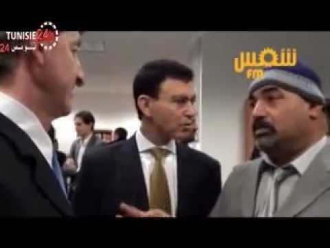 image vid�o ماذا قال القصاص لسفير أمريكا بتونس