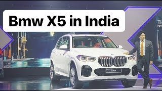 2019 BMW X5 SUV launched in India - Walk Around