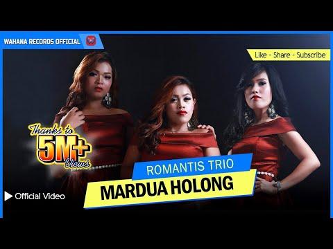 ROMANTIS TRIO - Mardua Holong  - Lagu Batak Terbaru 2018