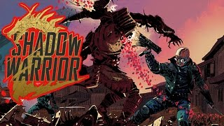 Shadow Warrior 2 - FPS тест