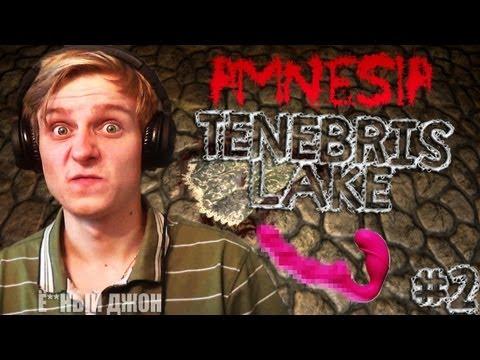 ЭРОТИЧЕСКИЕ ИГРУШКИ! :3 - Джонни играет в Amnesia: Tenebris Lake