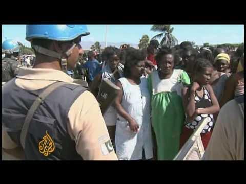 Pregnant women struggle in Haiti earthquake aftermath