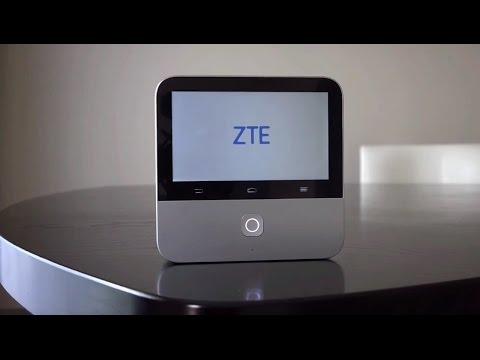 ZTE Spro 2 - лучший портативный мини проектор