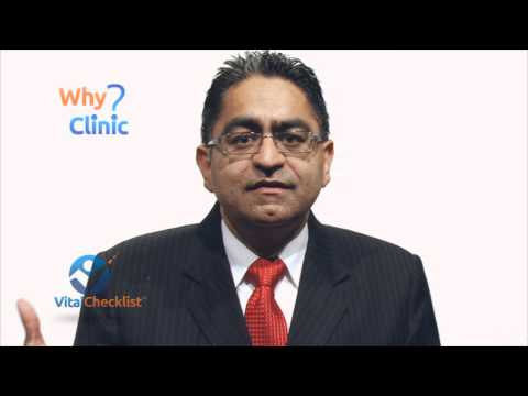 Why Clinic, The Beginning With Dr Singh video