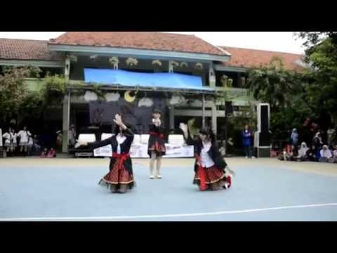 [cover Dance] fusionstarlight, Babymetal - Gimme Chocolate & Megitsune video