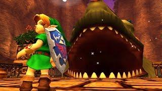 The Legend of Zelda: Ocarina of Time 3D - Part 6: Inside Jabu-Jabu's Belly