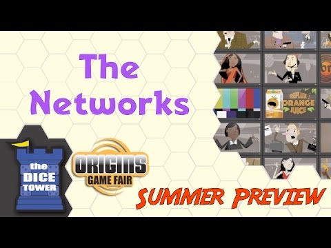 Origins Summer Preview: The Networks