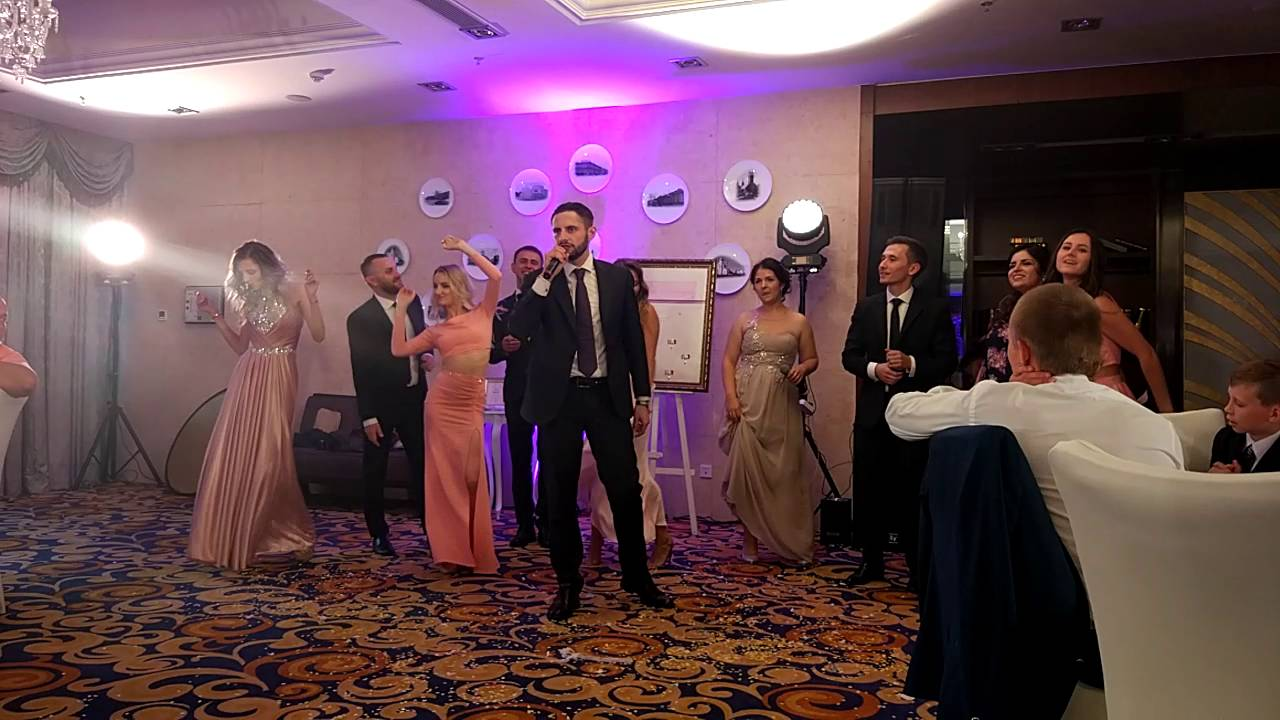 Поздравление на свадьбу от друзей ютуб 16