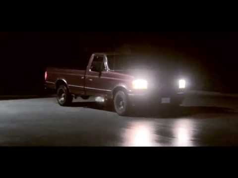 1994 Ford F150 4.9L 300 Inline 6 Side Exit Exhaust
